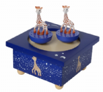 Sophie la girafe Spinning Music Box - Milky Way